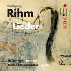 Lieder - Holger Falk/Steffen Schleiermacher