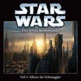 Star Wars, Das letzte Kommando - Allianz der Schmuggler, Teil 2 von 5, 1 Audio-CD