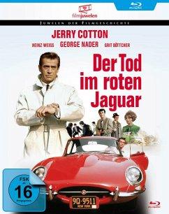 Jerry Cotton - Tod im roten Jaguar Filmjuwelen