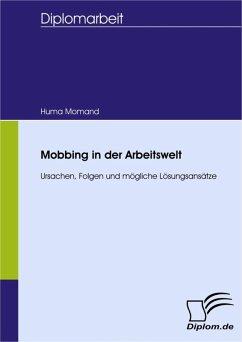 Mobbing in der Arbeitswelt (eBook, PDF) - Momand, Huma
