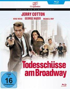 Jerry Cotton - Todesschüsse am Broadway Filmjuwelen