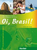 Livro de Curso + MP3-CD / Oi, Brasil! - einsprachige Ausgabe