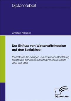 Der Einfluss von Wirtschaftstheorien auf den Sozialstaat (eBook, PDF) - Pammer, Christian