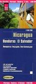 World Mapping Project Nicaragua, Honduras, El Salvador