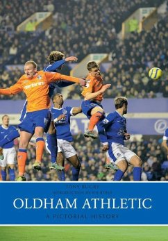 Oldham Athletic a Pictorial History - Bugby, Tony
