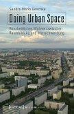 Doing Urban Space (eBook, PDF)