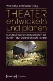 Theater entwickeln und planen (eBook, PDF)