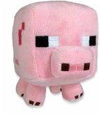 Minecraft - Stofftier Baby Schwein, ca. 18 cm