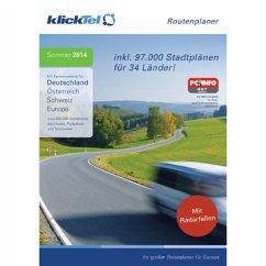 klickTel Routenplaner Sommer 2014 (Download für...