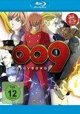 009 Re: Cyborg (Blu-ray 3D)