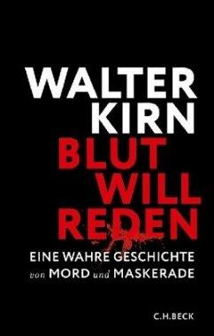 Blut will reden - Kirn, Walter