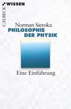 Philosophie der Physik - Sieroka, Norman