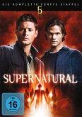 Supernatural - Die komplette 5. Staffel