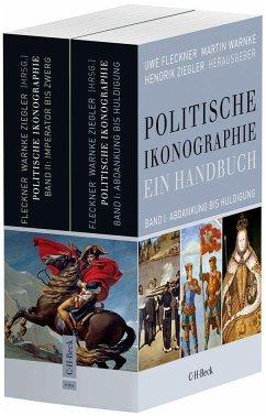 Politische Ikonographie. Ein Handbuch. 2 Bände