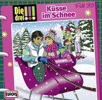 Küsse im Schnee / Die drei Ausrufezeichen Bd.33