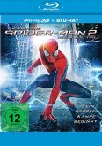 The Amazing Spider-Man 2: Rise of Electro 3D + 2D Version, 2 Blu-rays