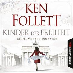 Kinder der Freiheit / Die Jahrhundert-Saga Bd.3 (MP3-Download) - Follett, Ken