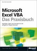 Microsoft Excel VBA - Das Praxisbuch. Für Microsoft Excel 2007-2013. (eBook, ePUB)