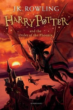 Harry Potter 5 and the Order of the Phoenix - Rowling, J. K.