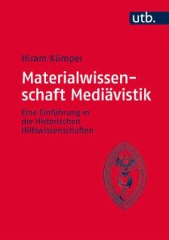 Materialwissenschaft Mediävistik - Kümper, Hiram