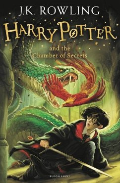 Harry Potter 2 and the Chamber of Secrets - Rowling, J. K.