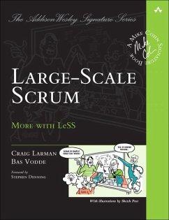 Large-Scale Scrum - Larman, Craig; Vodde, Bas