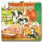 """Puzzlebuch """"Liebste Tiere"""""""