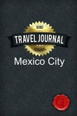 Travel Journal Mexico City