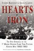 Hearts of Iron: The Epic Struggle of Teh 1st Marine Flame Tank Platoon: Korean War 1950-1953