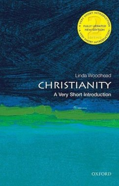 Christianity: A Very Short Introduction - Woodhead, Linda, MBE (Professor of Sociology of Religion at Lancaste