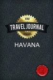 Travel Journal Havana