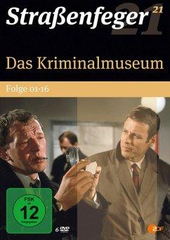Das Kriminalmuseum (6 Discs) - Strassenfeger