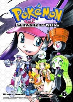 Pokémon: Schwarz und Weiß 06