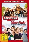 Asterix & Obelix gegen Cäsar / Asterix & Obelix - Im Auftrag Ihrer Majestät (Collector's Edition, 2 Discs)