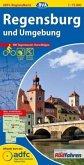 ADFC Regionalkarte Regensburg und Umgebung