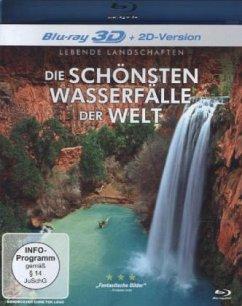 Die schönsten Wassefälle der Welt (Blu-ray 3D)