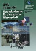 Herausforderung für die deutsche Wissenschaft