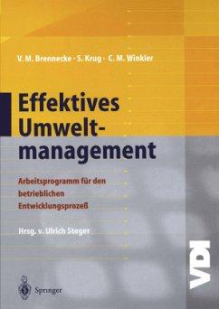 Effektives Umweltmanagement