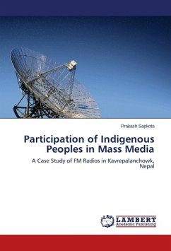 Participation of Indigenous Peoples in Mass Media