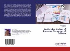 Profitability Analysis of Insurance Companies of Pakistan