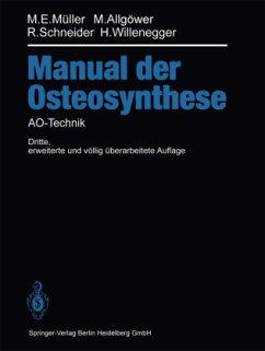 Manual der OSTEOSYNTHESE