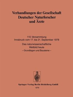 Verhandlungen der Gesellschaft Deutscher Naturforscher und Ärzte