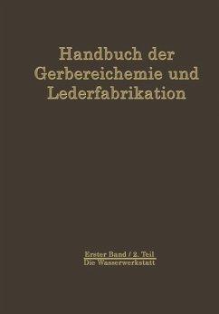 Die Wasserwerkstatt - Ackermann, W.; Balányi, D.; A. Bohne, E.