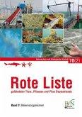 Rote Liste gefährdeter Tiere, Pflanzen und Pilze Deutschlands - Bd 2: Meeresorganismen