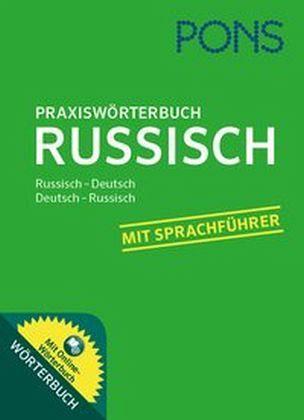 pons praxisw rterbuch russisch buch