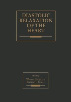 Diastolic Relaxation of the Heart