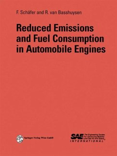 Reduced Emissions and Fuel Consumption in Automobile Engines - Schäfer, Fred; Basshuysen, Richard van