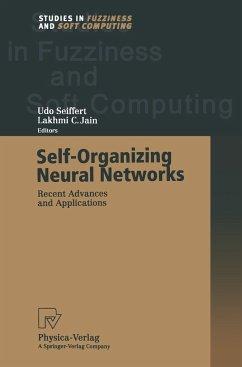 Self-Organizing Neural Networks