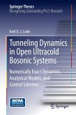 Tunneling Dynamics in Open Ultracold Bosonic Systems