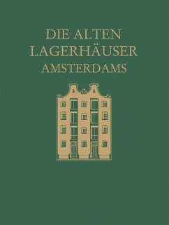 Die alten Lagerhäuser Amsterdams